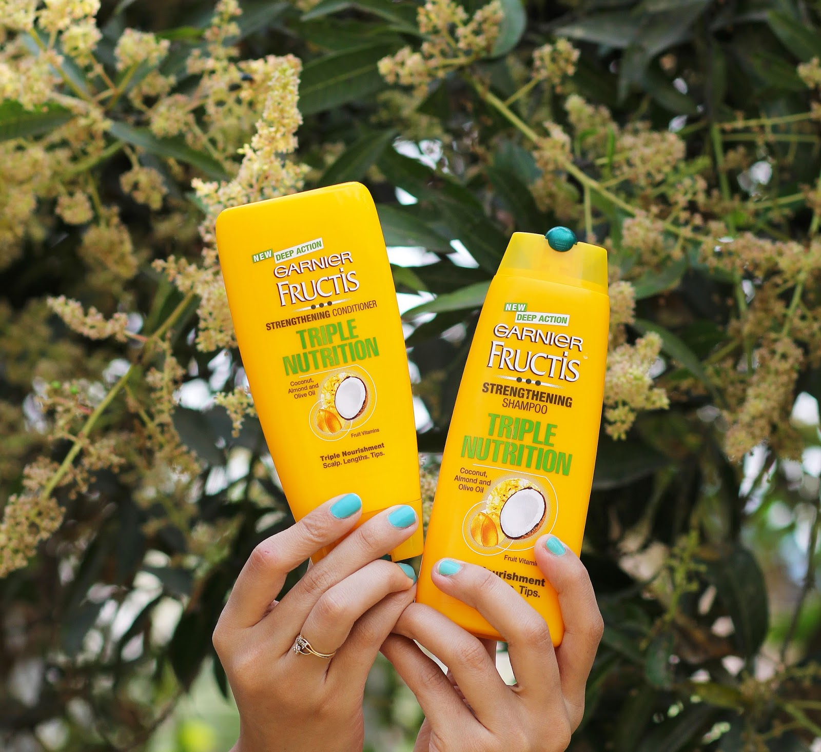 Garnier Fructis Triple Strength Shampoo review