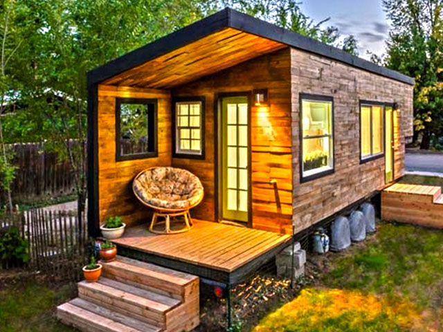 Idaho Architect Macy Miller Built This 11000 Tiny Home As She Wanted A Place Of Her Own Without The Idea Big Mortgage Hanging Around Head