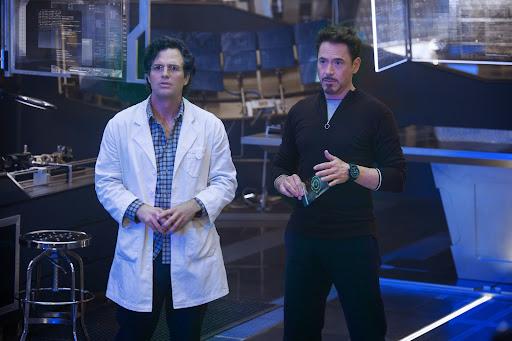 Hulk Iron man Avengers: Age Of Ultron