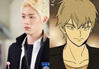"""Seo Kang Joon Konfirmasi Ikut berperan di DRAMA """" CHEESE IN THE TRAP """""""