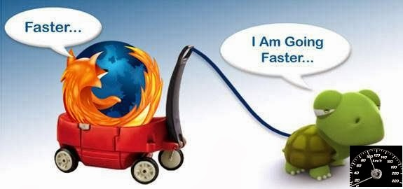 Tips Mempercepat Browsing dan Download Pada Browser Firefox