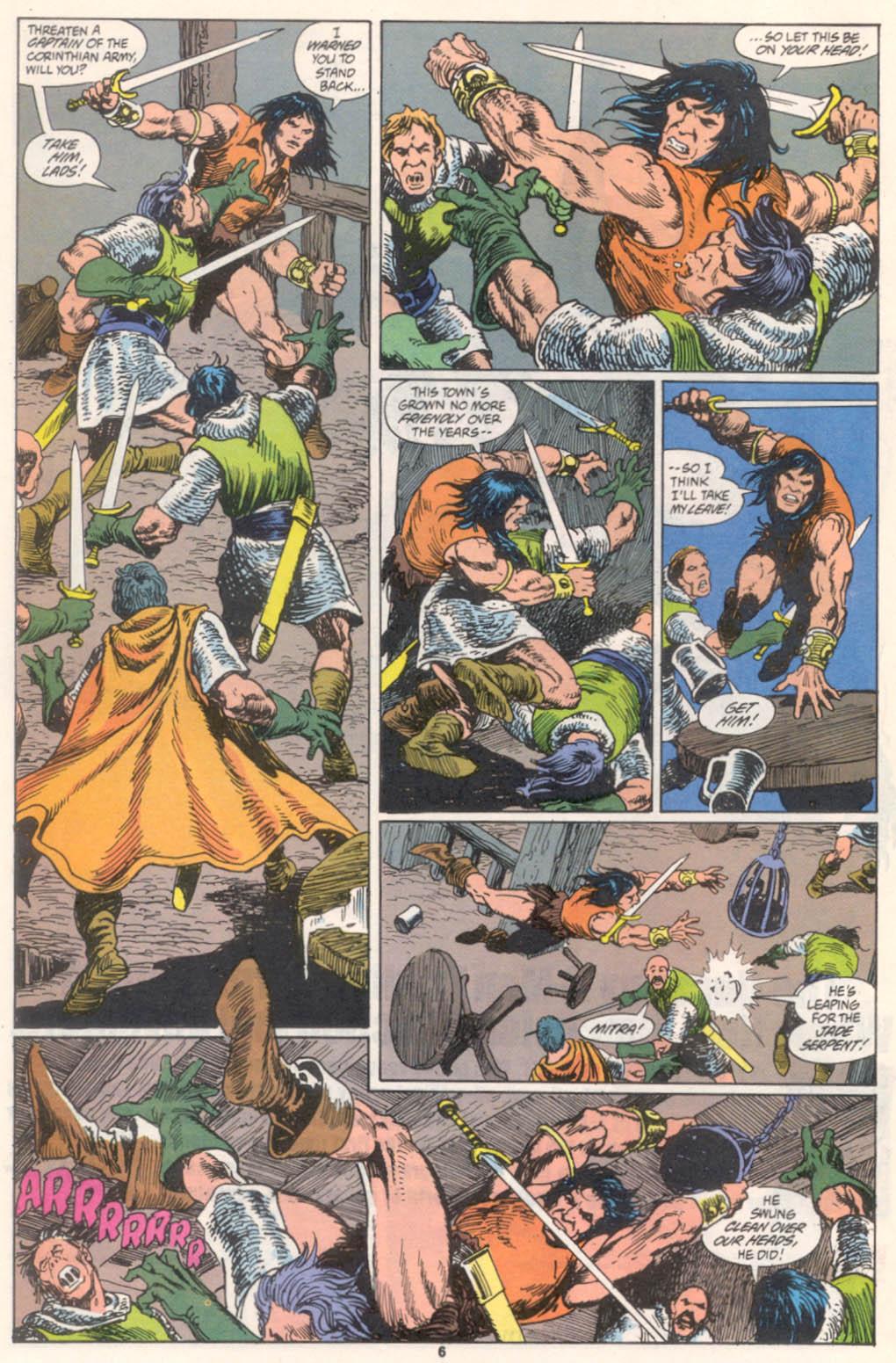 Conan the Barbarian (1970) Issue #255 #267 - English 6