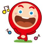 emoticones de peluche bailando