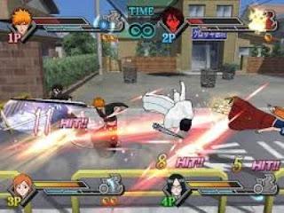 Bleach: Blade Battlers 2nd Ps2 Iso Mega Ntsc Descargar Juegos Para PlayStation 2