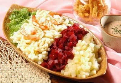 Resep Salad Jagung Tomat Makaroni Sehat dan Bermanfaat