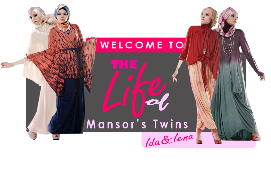 The Life Of Mansor's Twins