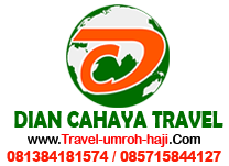 Dian Cahaya Travel Haji Plus Umroh | Biro Haji ONH Plus 2016