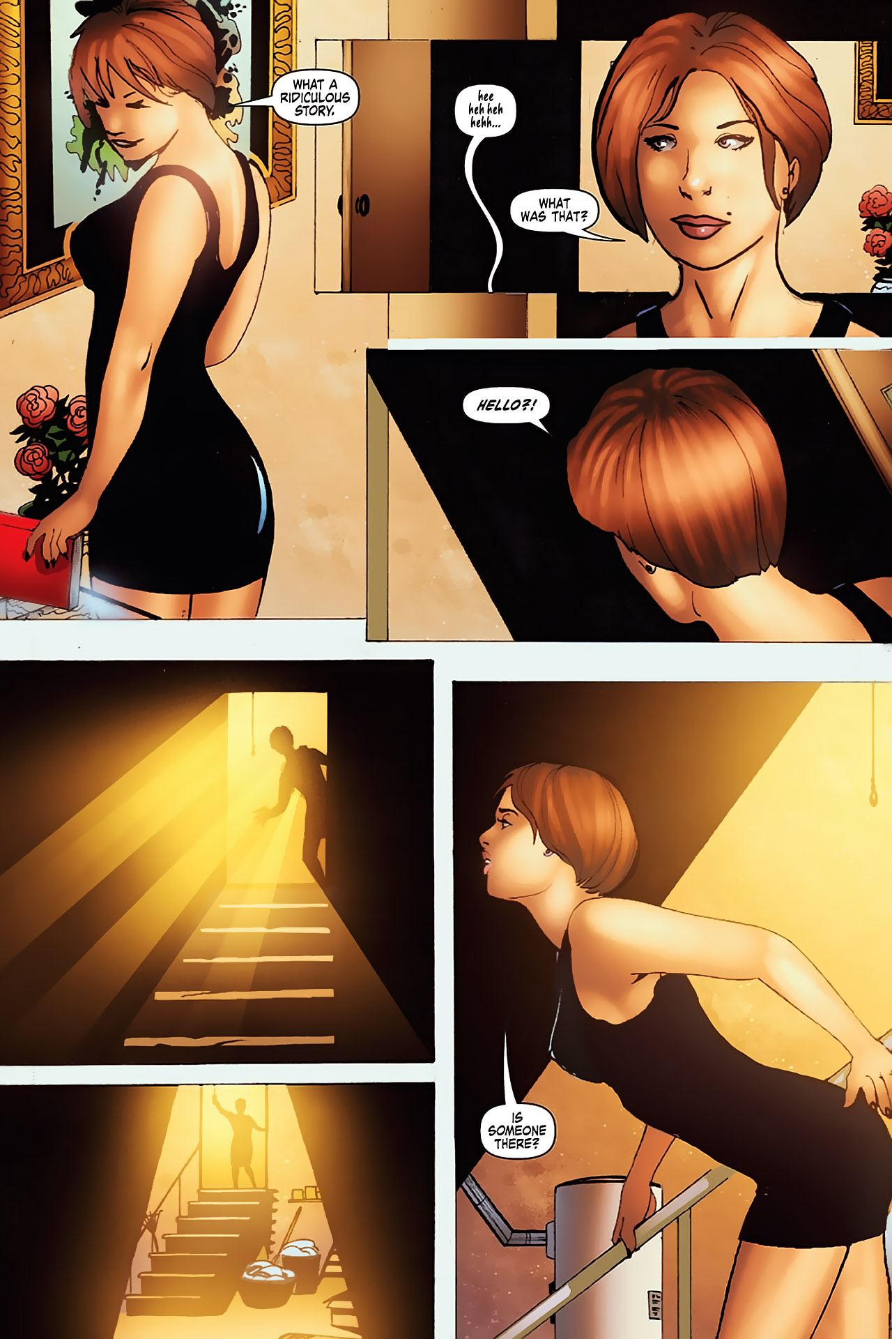 Grimm Fairy Tales (2005) Issue #7 #10 - English 22