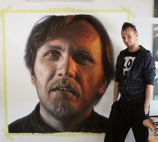 color pencil portraits by Dino Tomic-2
