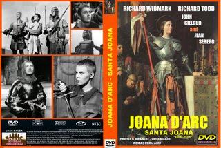 JOANA D'ARC - SANTA JOANA (1955)
