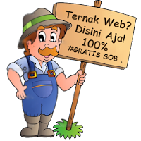 Ternak Web - FREE SUBMIT URL DIREKTORI INDONESIA