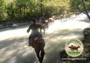 CARAMANICO TERME......passeggiate a cavallo