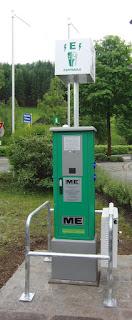 Stromtankstellen in der Region