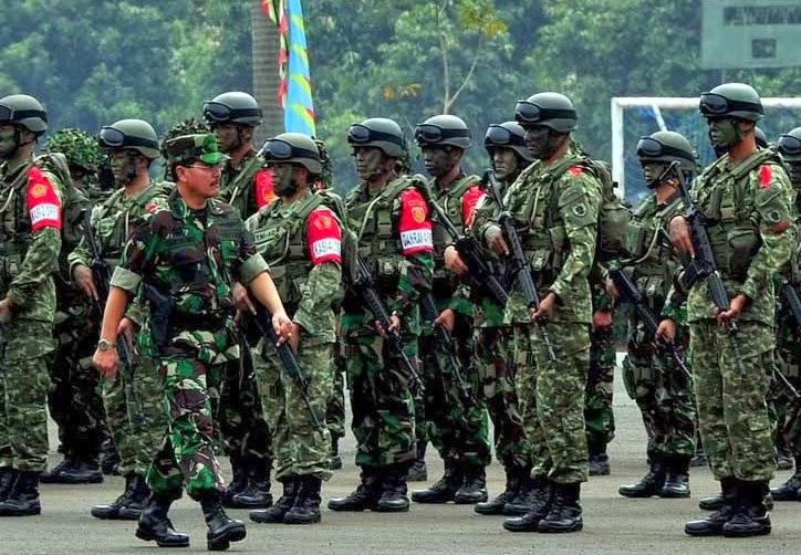 Strategi Khusus Oleh TNI Untuk Perdamaian di Perbatasan Papua