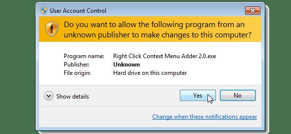 Cara Mudah Menambahkan Berbagai Shortcut Pada Menu Klik Kanan