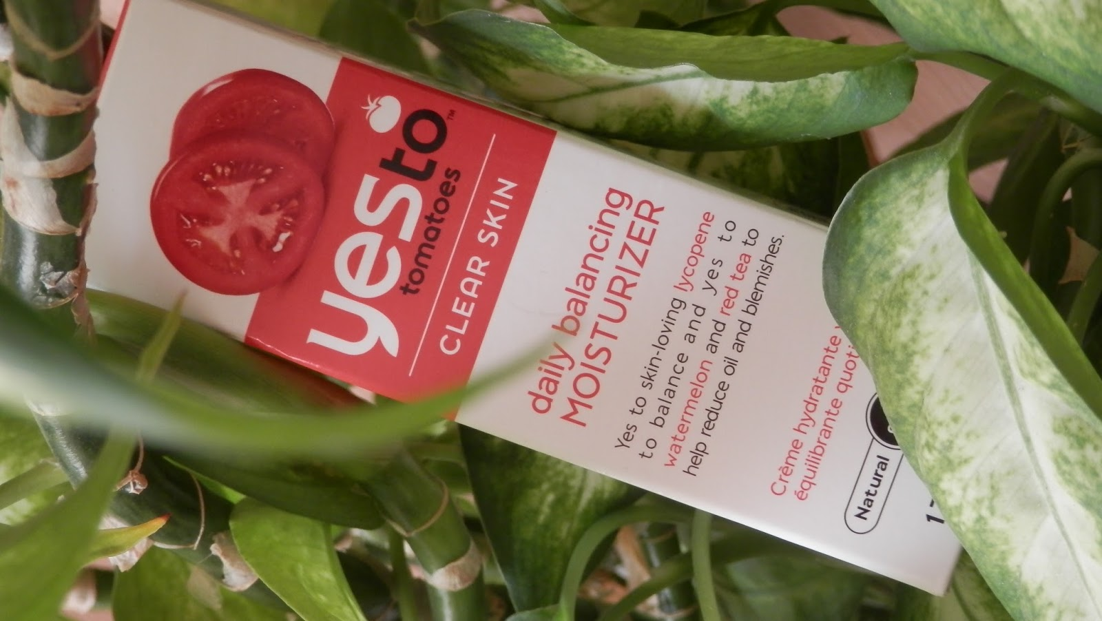 Yes to Tomatoes moisturizer Review