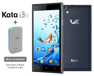 Kata i3s Now More Affordable At Php5,499 Plus Free 4,400 Power Bank