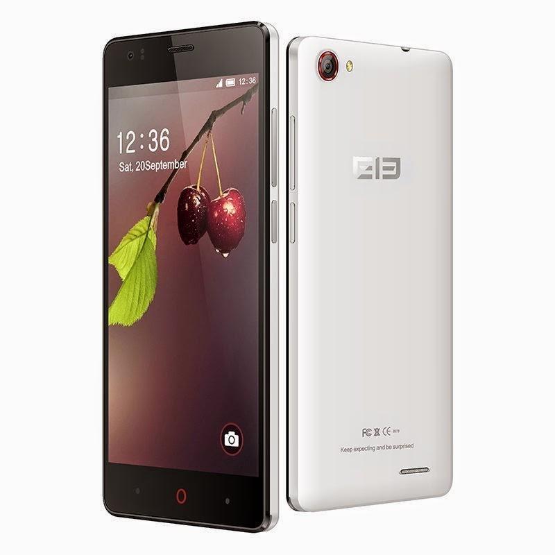 Elephone G1, Spesifikasi HP Tangguh Prosesor Quad Core 1,3GHz Harga 600 ribu
