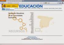 Portais educativos das comunidades autónomas