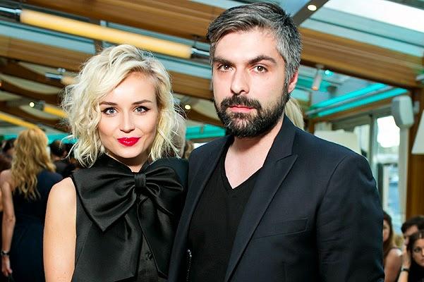 Polina Gagarina and Dmitry Ishakov married