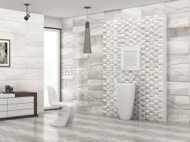 Awesome  Bathroom Designs India Pins  Tile Glass Tiles And Marble Tile
