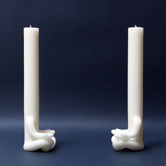 Blog de productos con buen dise o roc21 velas para meditar - Velas de diseno ...
