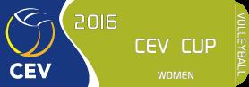 CUPA CEV 2015/2016 (feminin)
