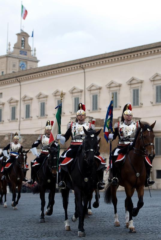 Palazzo del Quirinale: visite guidate Roma 10/02/2013