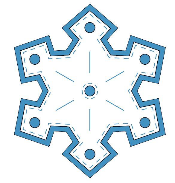 Ideas de adornos navide os en fieltro 2012 - Plantillas de adornos navidenos ...