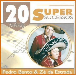 CD 20 Super Sucessos: Sertanejos Sempre Sucessos