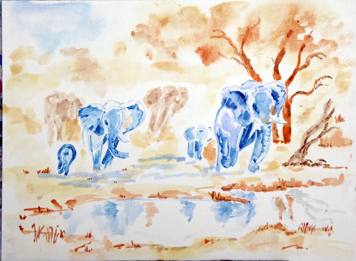 Gut gemocht art de vivre la peinture de peintrefiguratif : août 2014 TY49