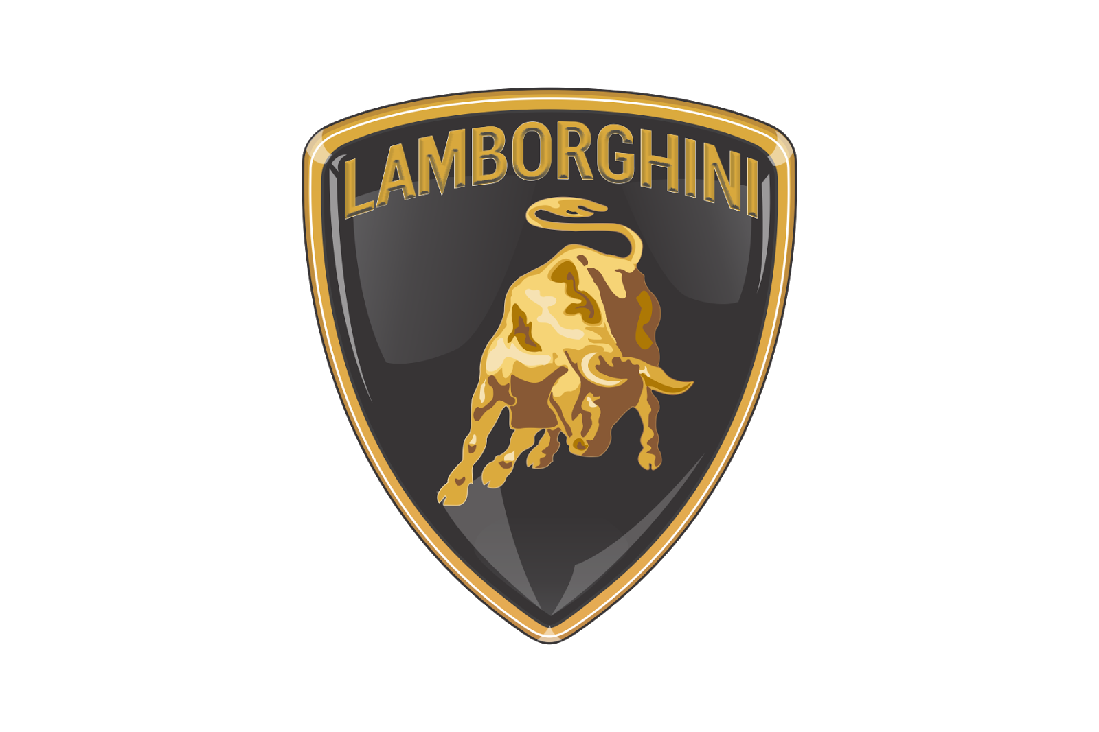 логотип ламборджини в векторе