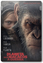 Torrent – Planeta dos Macacos: A Guerra – BluRay Rip | 720p | 1080p | Legendado (2017)