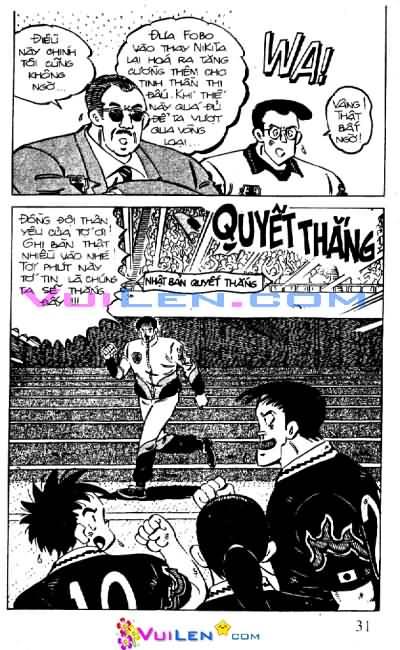 Jindodinho - Đường Dẫn Đến Khung Thành III Tập 60 page 31 Congtruyen24h