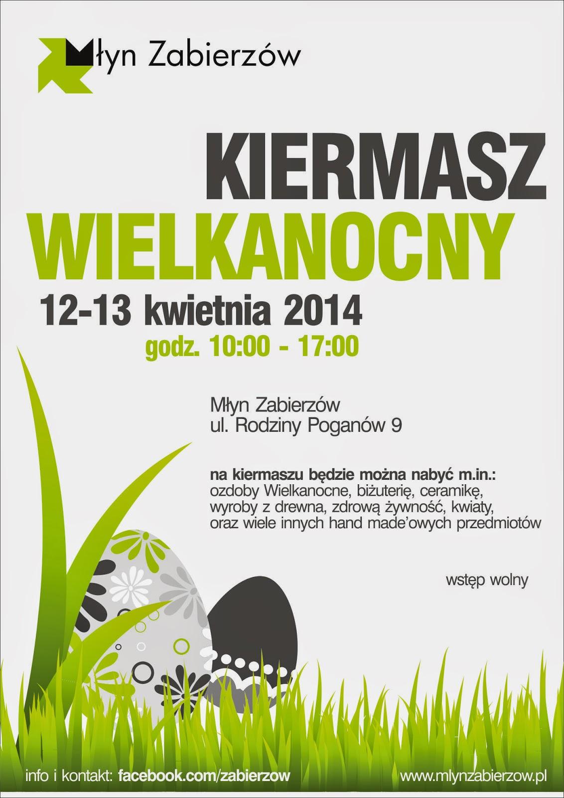 Kiermasz Wielkanocny w Młyn-Zabierzów oraz czas na herbatkę