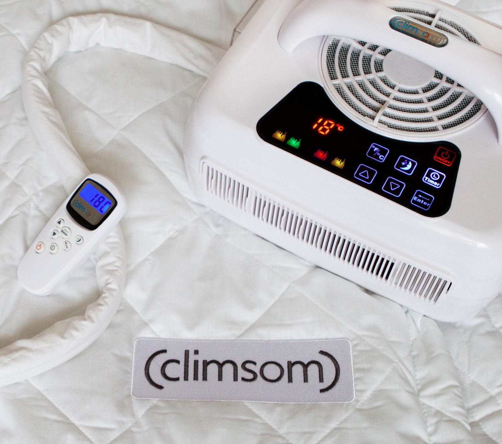 Climsom Le Blog Comment Bien Dormir Quand Il Fait Chaud