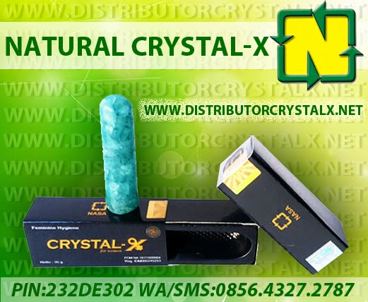 Crystal X Asli Nasa