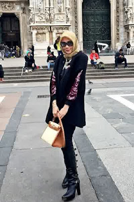 hijab metal