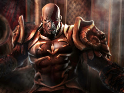 Detalle guión God of War