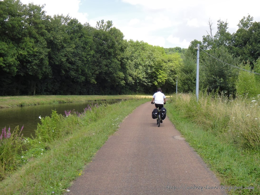 vélo yonne voie verte