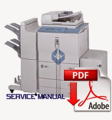 Download Service Manual Mesin Fotocopy Canon Segala Tipe