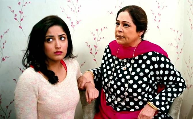 Yami Gautam and Kiron Kher TOTAL SIYAPPA Movie Image