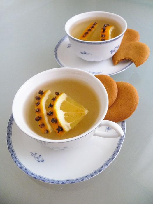 Oolong med nejlikoapelsin