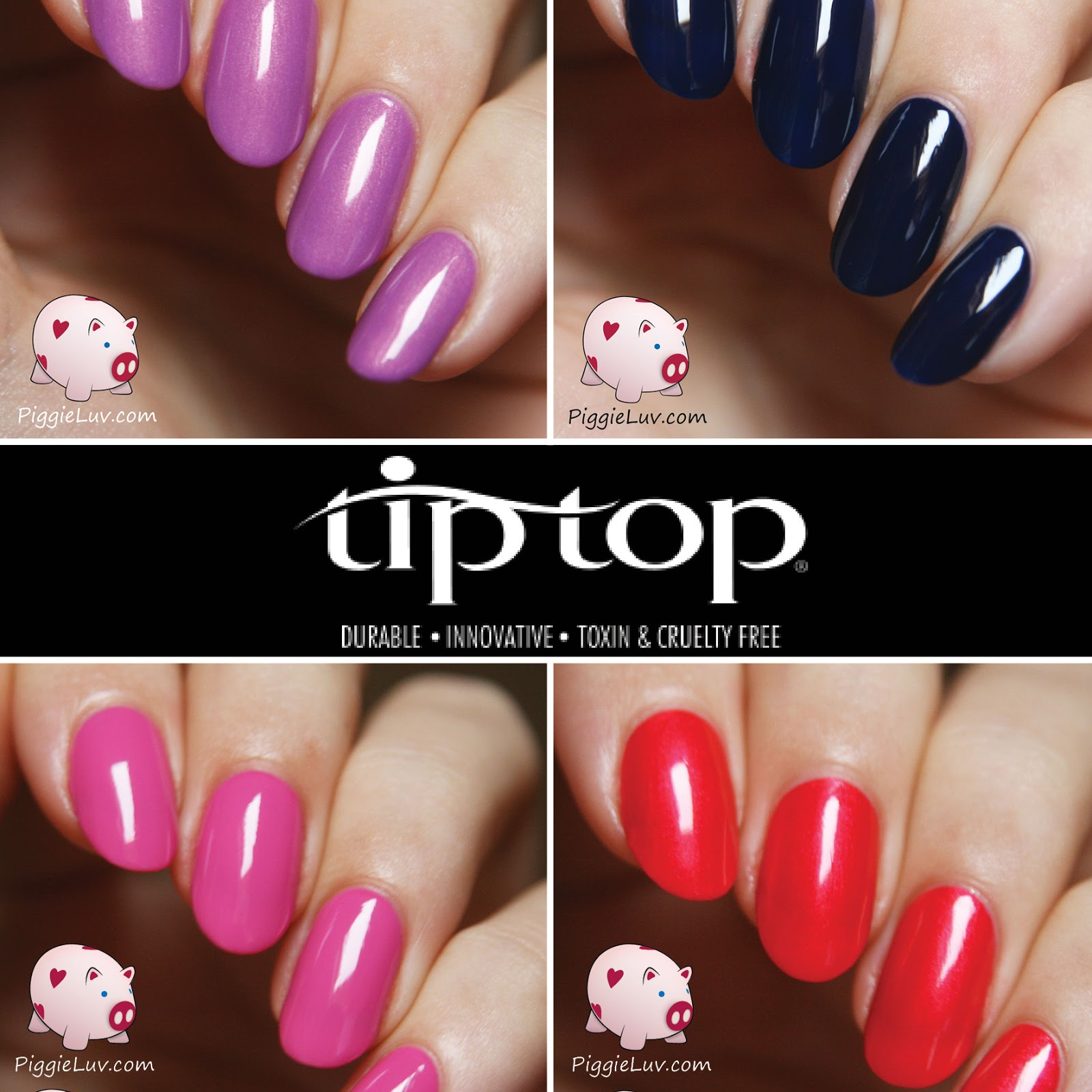 PiggieLuv: Good stuff from Tip Top Nails South Africa!