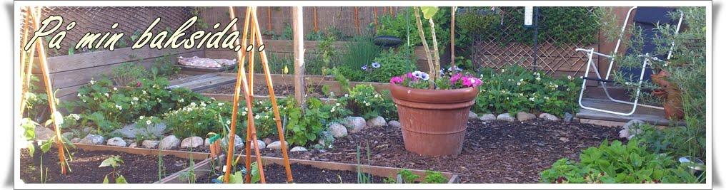 blomkronans trädgård