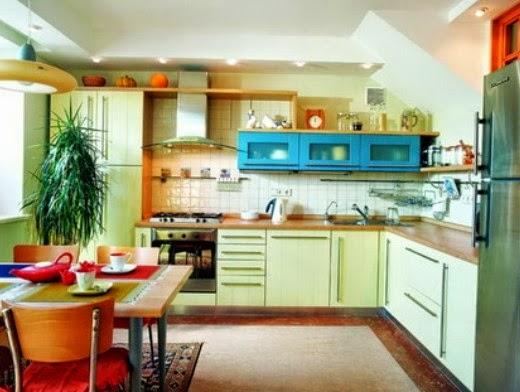 dapur dan interior ruang makan minimalis tips menata