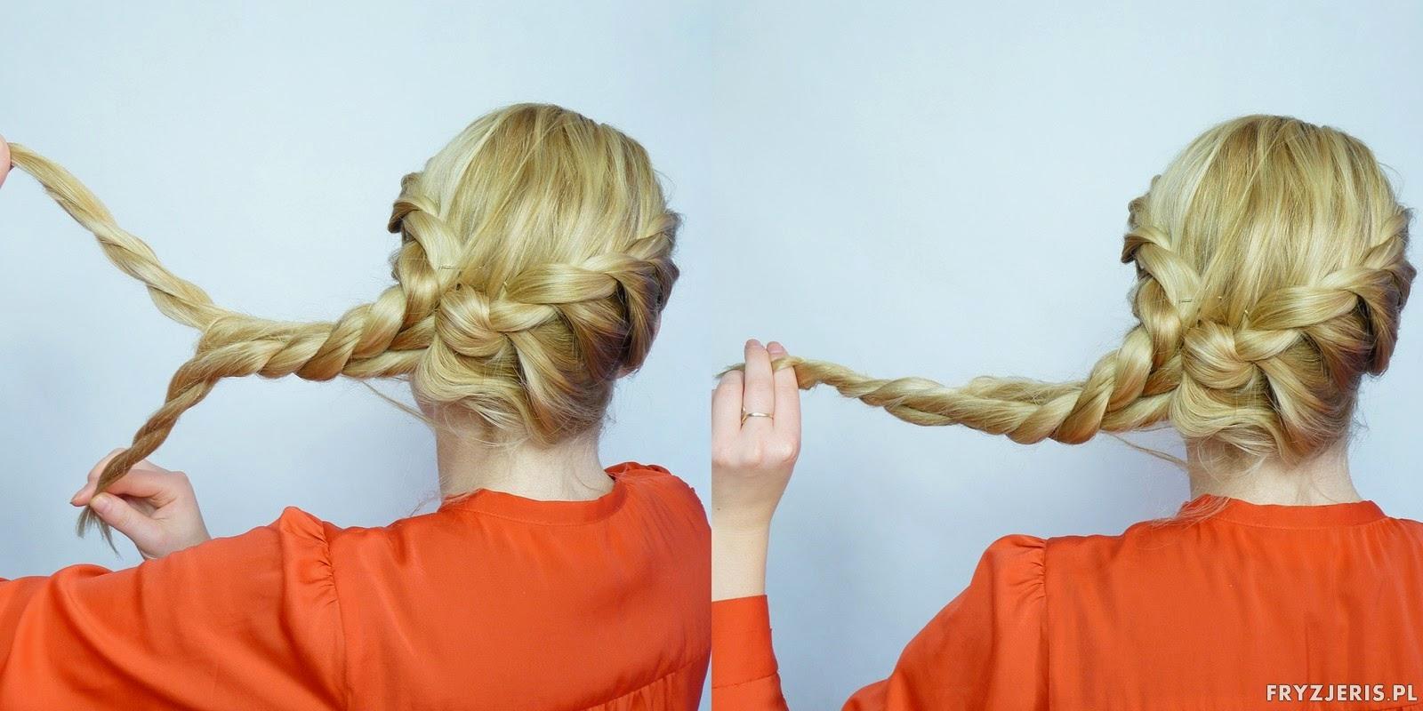 majówkowa fryzura 1