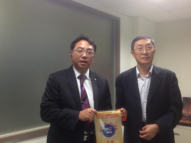 北京市人大常委會參訪團