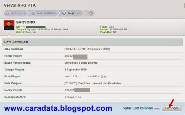 Data Verval NRG