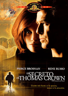 descargar El Secreto de Thomas Crown – DVDRIP LATINO